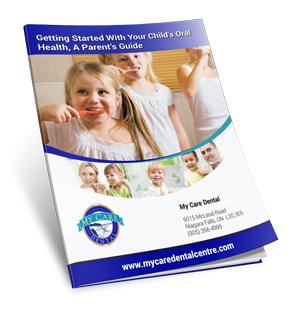 Niagara Falls Dentist child oral health patient guide