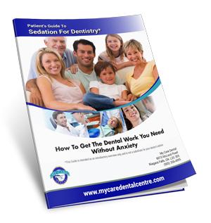 Niagara Falls Dentist sedation dentistry patient guide