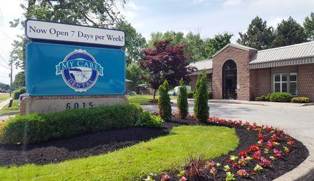 front entrance of Niagara Falls Dentist