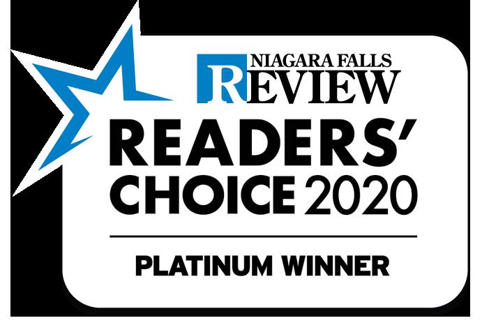 reader's choice 2020 platinum winner